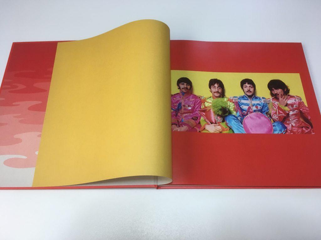 SGT.ペパーズ 144ページ豪華ブックレット
