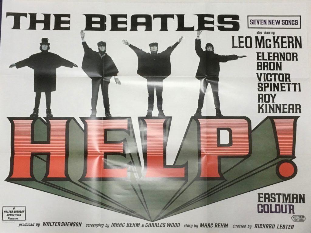 ヘルプ ポスター