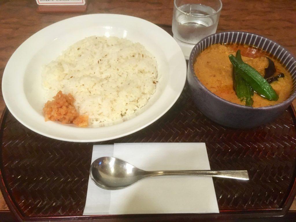 インドカレー カレーを食べよう!