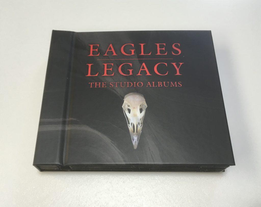 イーグルス レガシー BOX cd