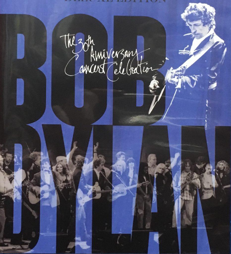 ボブ・ディラン 30周年記念コンサート マジソン・スクウェア・ガーデン
