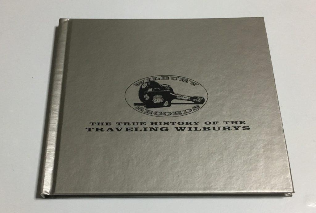 トラヴェリング・ウィルベリーズ リネン・スリップケース仕様40Pブックレット