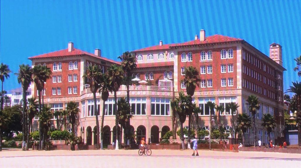 サンタモニカの高級ホテル・カサデルマー セッションズ・フォー・ロバート・J