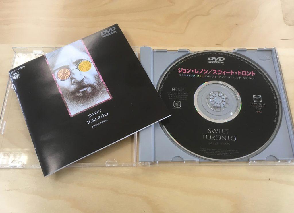 スウィート・トロント DVD