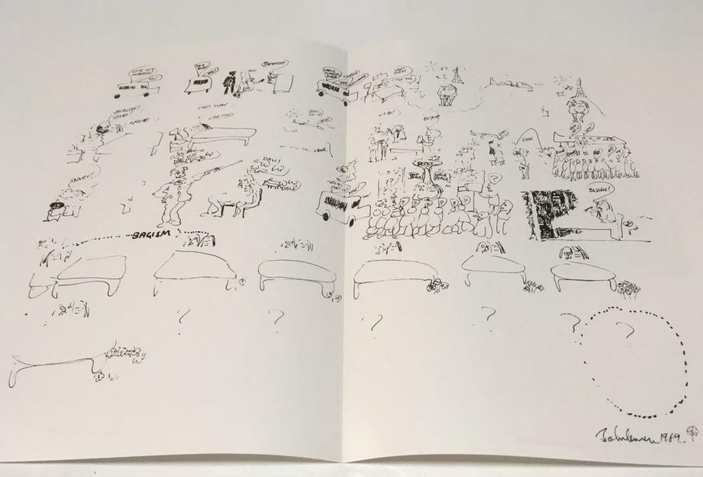 ウエディング・アルバム 50周年記念盤 ジョン&ヨーコ ポスター