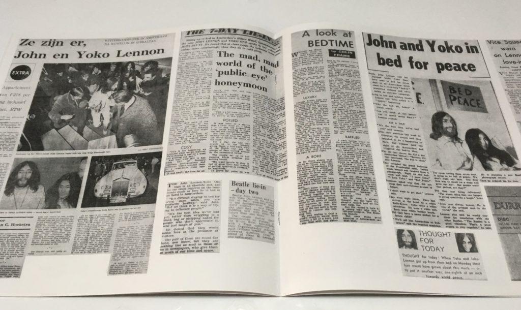 ウエディング・アルバム 50周年記念盤 ジョン&ヨーコ press