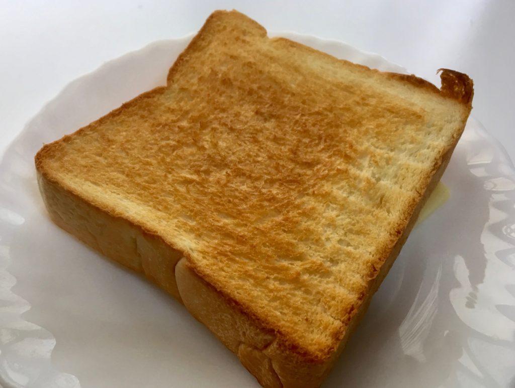乃が美の高級生食パン トースト