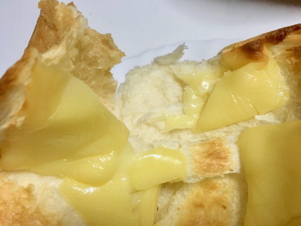 チーズのせ