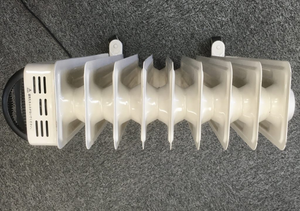 安全性で選ぶ暖房機オイルヒーター