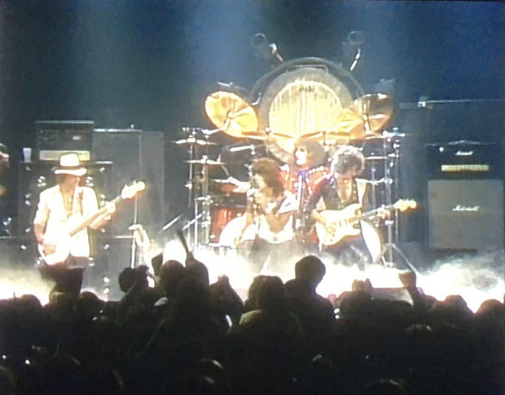 レインボー ライブ・ビトウイーン・ジ・アイズ 1982年のライブ映像
