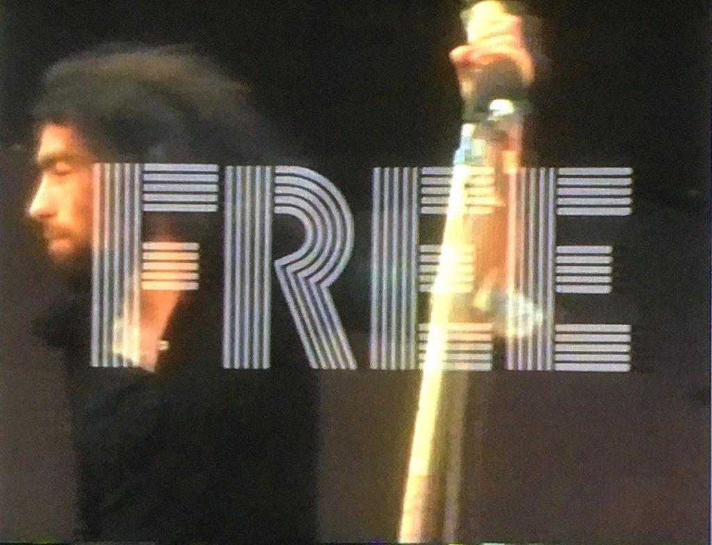 フリー 「オール・ライト・ナウ」などの貴重ライブ映像