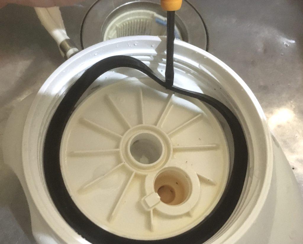 マルチピュア浄水器 アクアドーム