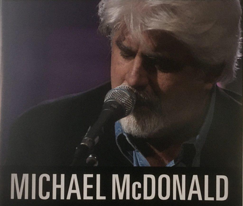 マイケル・マクドナルド サウンド・ステージ ドゥービーブラザース参加