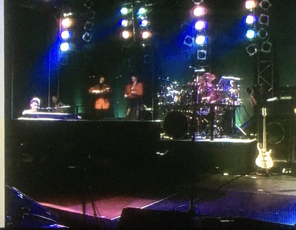 ブルース・ホーンズビー&ザ・レンジ ロックパラスト・ライブ