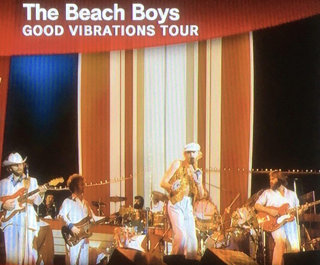 ビーチ・ボーイズ ブライアン・ウィルソンの復活 1976年アメリカツアー