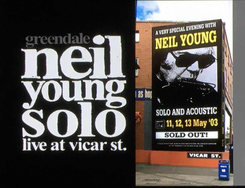 ニール・ヤング グリーンデイル 架空の町が舞台のコンセプトアルバム