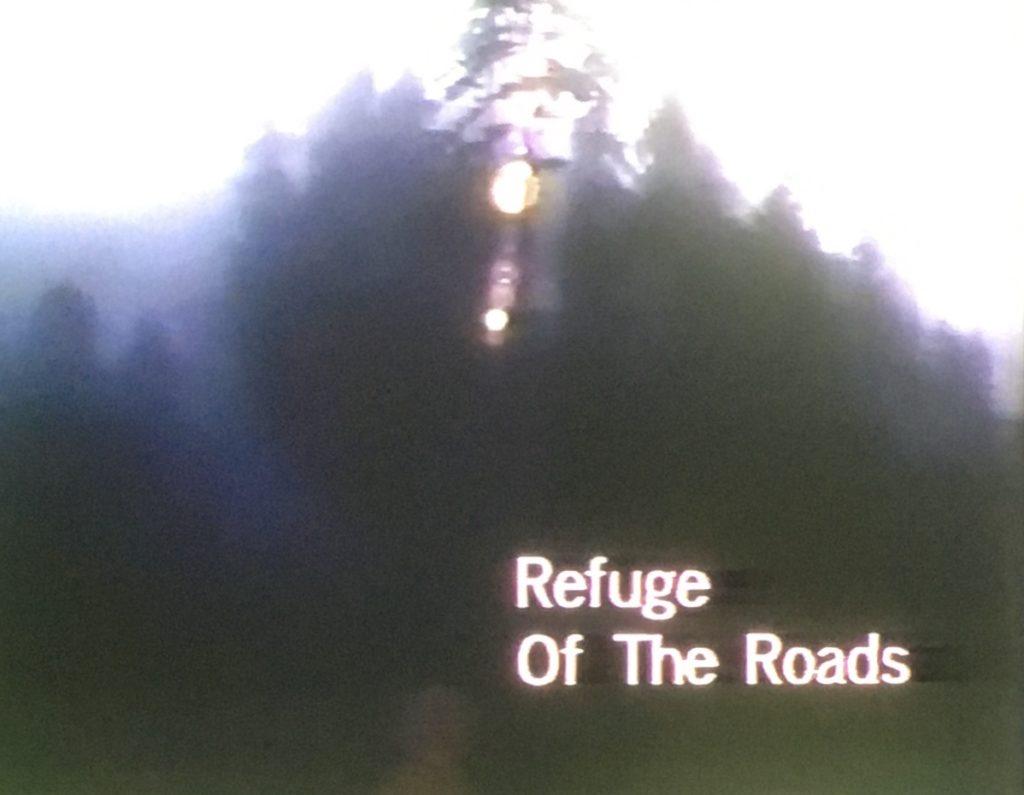 ジョニ・ミッチェル Refuge of the Roads ロックサウンド基調のライブ