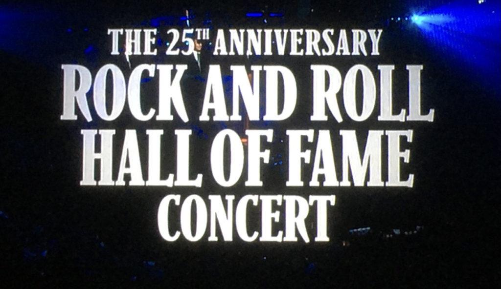 ロックの殿堂 伝説編 一流ミュージシャンが一夜限りのスーパーライブ