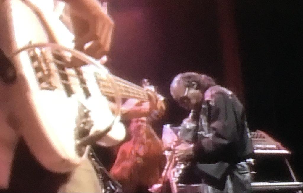 マイルス・デイヴィスモントルー1985ライブ エレクトリックサウンド