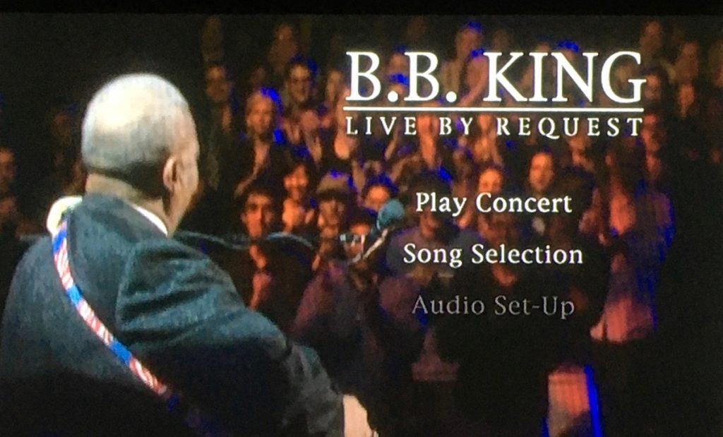 B.B.キング ライブ・バイ・リクエスト 2004年 ジェフ・ベック