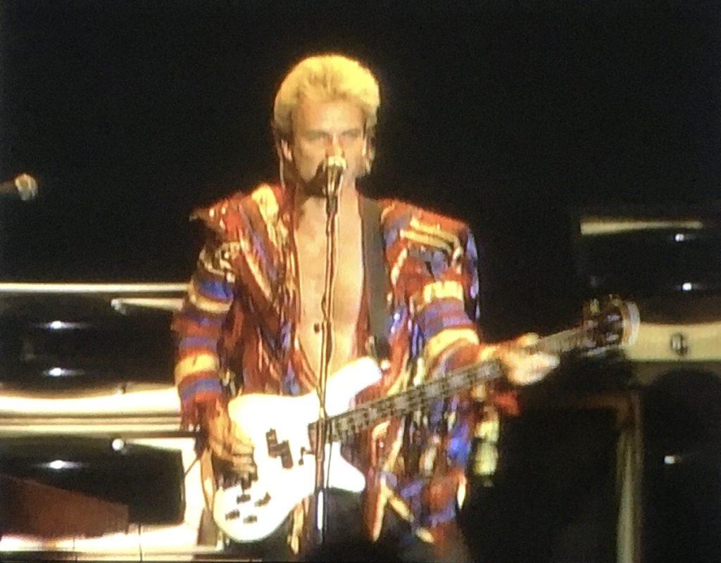 ポリス シンクロニシティー・コンサート 1983年アトランタ公演