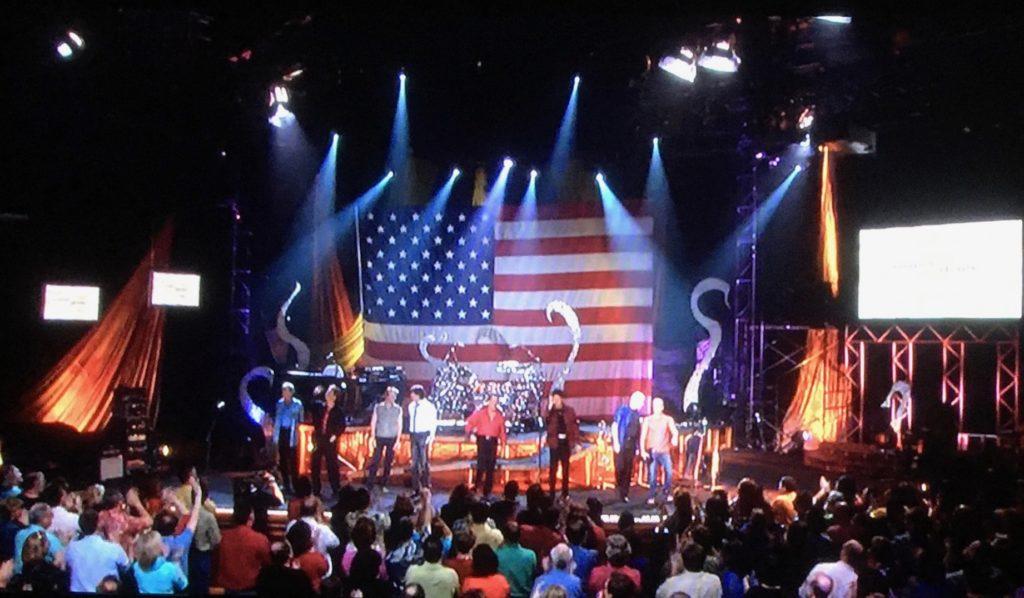 シカゴのサウンド・ステージ・ライブ ロック史に残るブラスロック