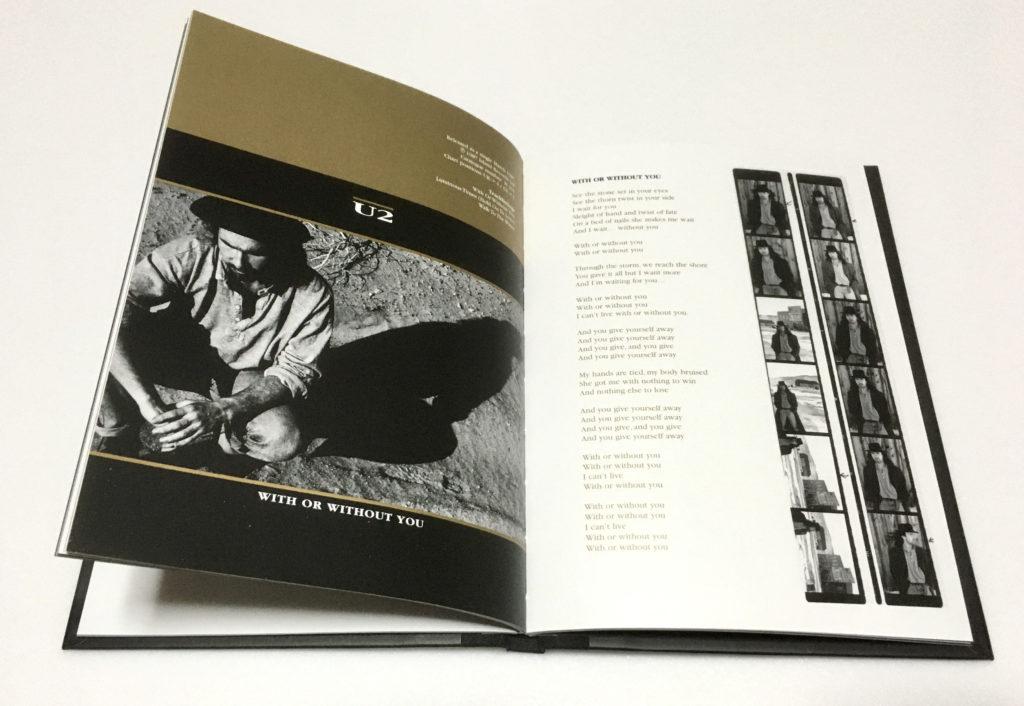 U2 ヨシュア・トゥリー は、リマスターに1987年のツアーライブ付