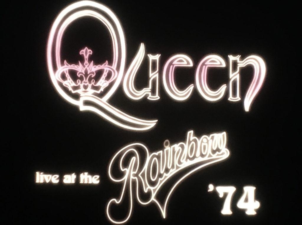 クイーン レインボーシアター・ライブ 1974年ブレイク前の貴重映像