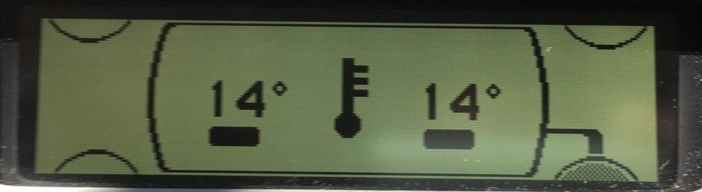 3、冷房出力最大にする