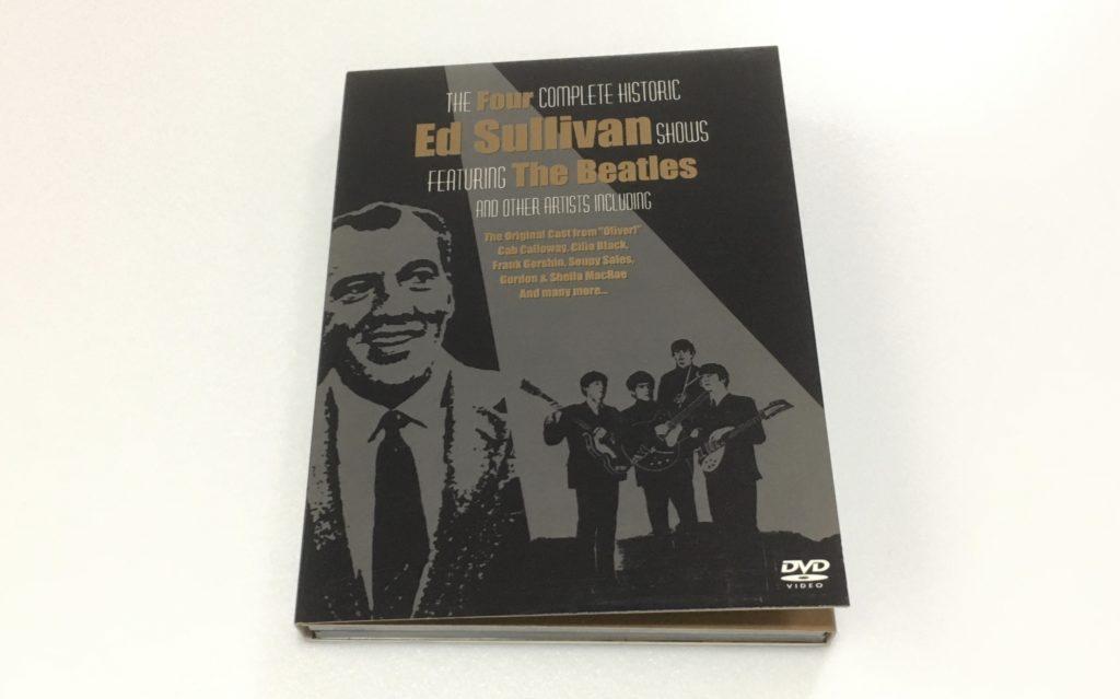 ビートルズ エドサリバンショー 出演ノーカット完全盤 64,65年