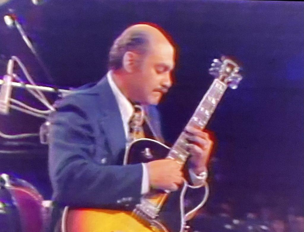 ジョー・パス モントルー・ソロ・ライブ 1975 & 1977